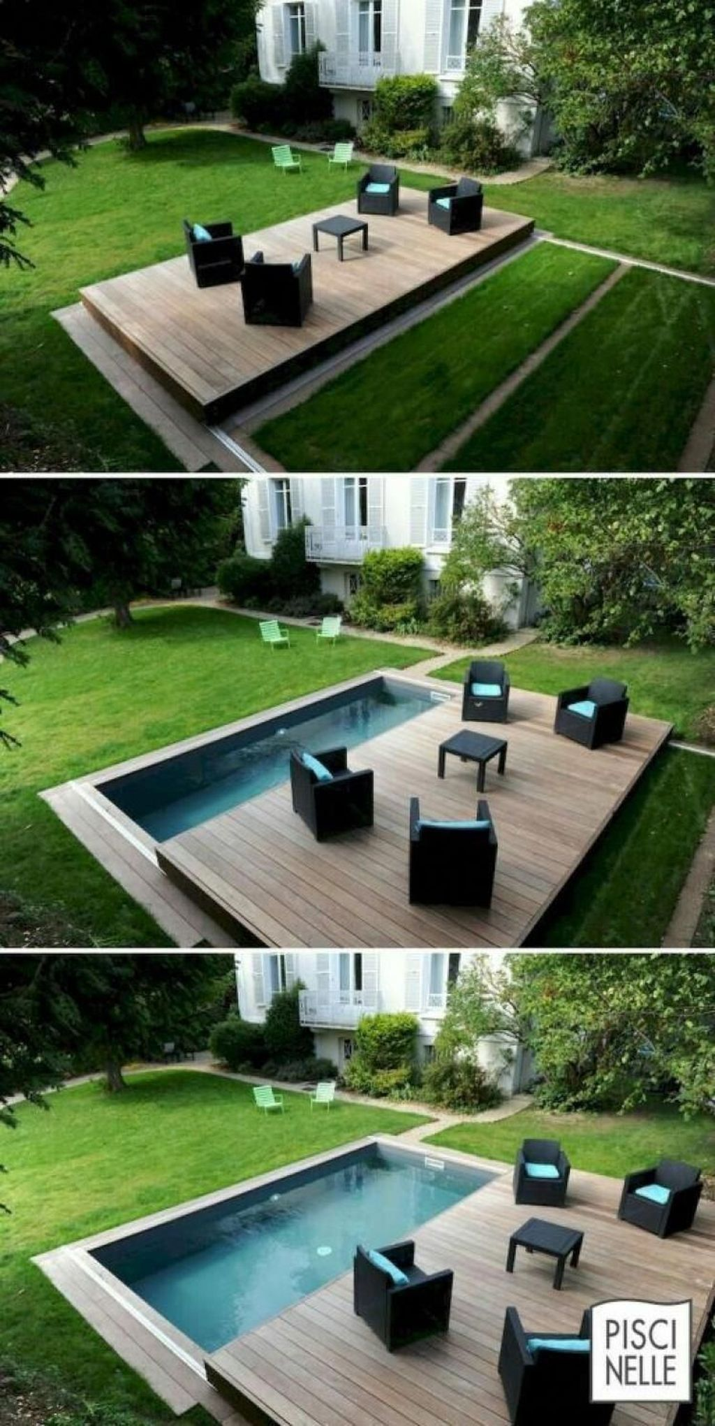 30+ Wonderful Court Yard Landscaping Ideas For Front Yard | Court Yard. The very...
