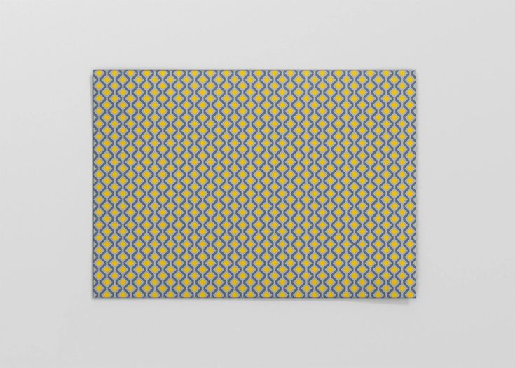 Retro Geometric Bright Pattern Recyled Gift Wrap & Tags - 8 Sheet Pack – The L...