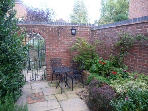 tiny courtyard ideas | Courtyard Garden Idea: Courtyard Garden Ideas | Best Home...