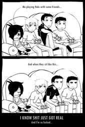 And then, they are fun*ed #awesome #gamers