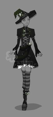 anime witch costume - Google Search