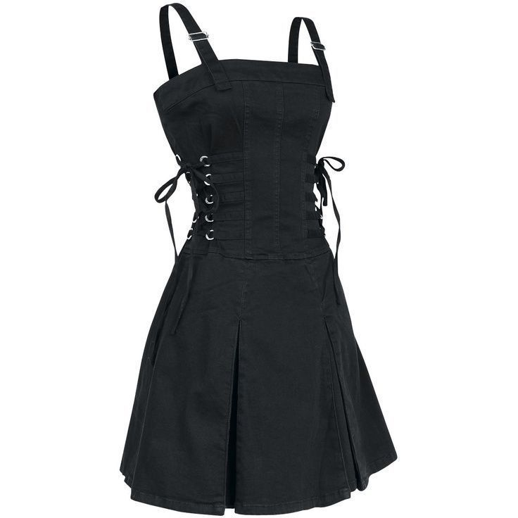 TRIPP RUFFLE GOTHIC DOLL PUNK EMO CORSET ROCKABILLY GOTH SEXY pin up 50s DRESS M Check more a...