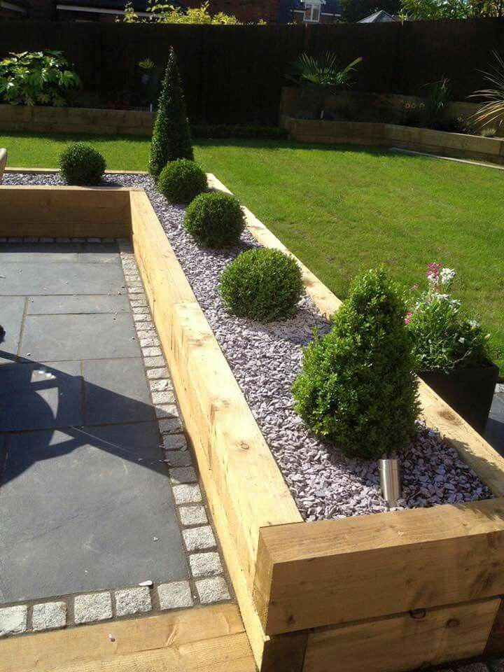 Garden design ideas low maintenance uk #Gardendesignideas