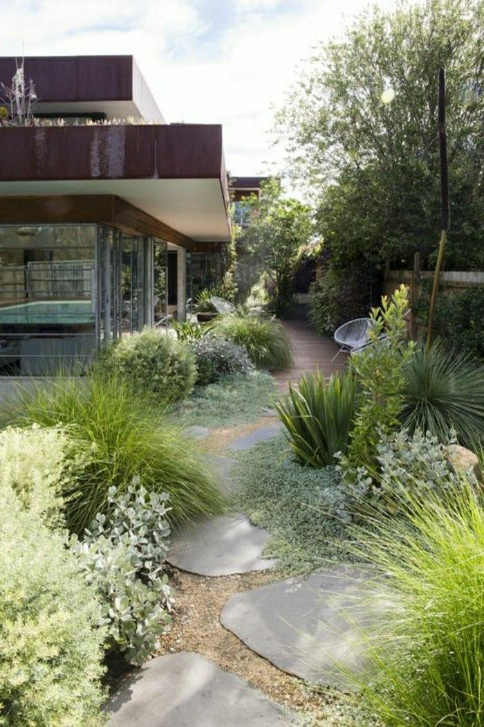 ▷ 1001 + ideas for modern garden design to enjoy on warm days