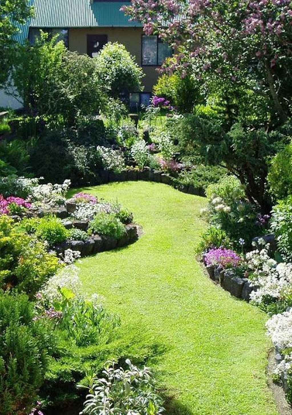36 Amazing Cottage Garden Design Ideas -   - #amazing #cottage #design #garden #...