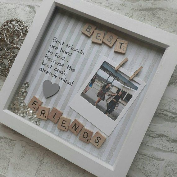 Best friend gift | Gift for best friend Best Friend Frame | ...