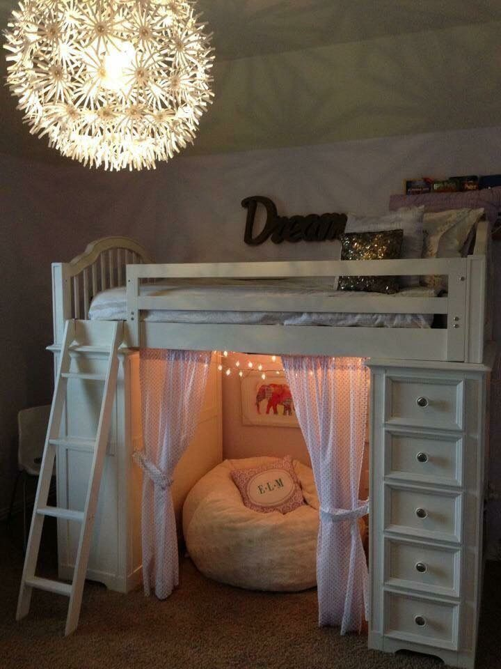 27 fabulous girls bedroom ideas to make your dream room come true ...
