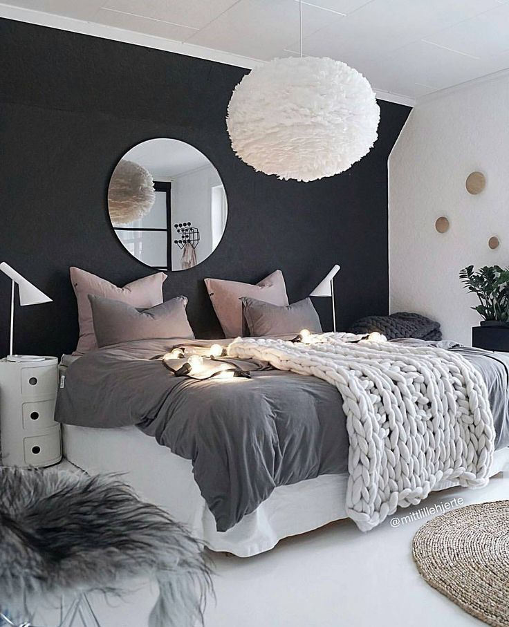 Teen Bedroom Interior Design Ideas and Color Scheme Ideas plus bedding and Decor...