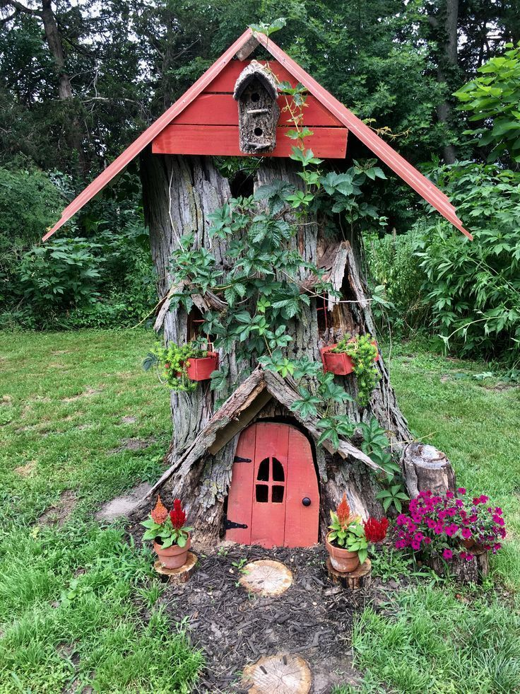 New Cost-Free fairy garden houses Thoughts