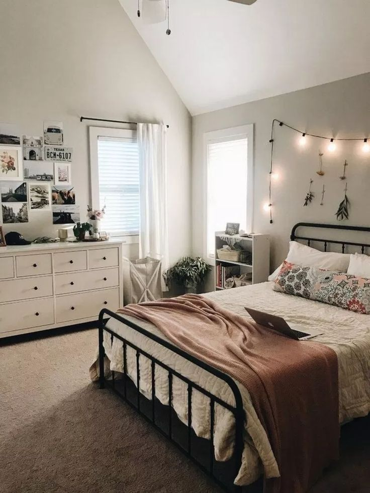 ✔90 perfect small bedroom decoration 90