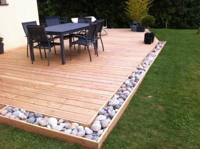 15 small and large deck ideas that make your garden beautiful